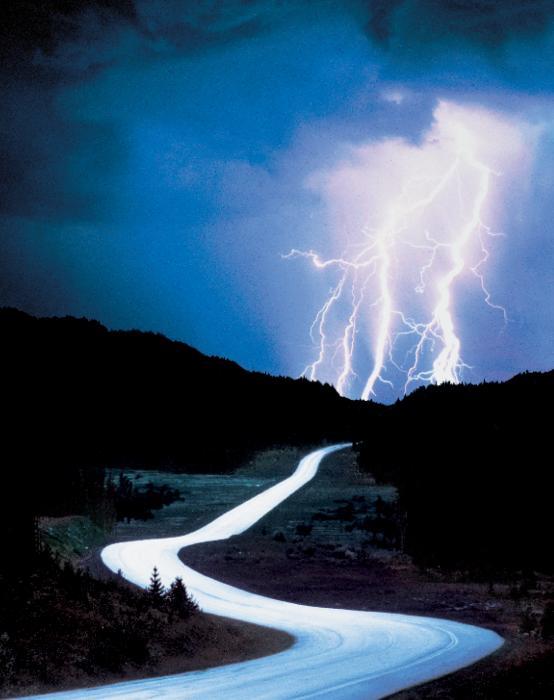 Innovation Lightning Motivational Posters