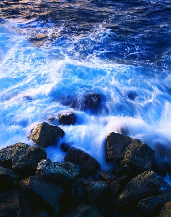 Ocean Crashing Motivational Posters