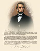 Framed Prints & Gifts - Abraham Lincoln