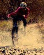 Biker's Splash