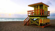 Framed Prints & Gifts - Colorful Life Guard