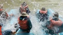 Framed Prints & Gifts - Whitewater Rafting Team