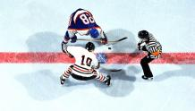 Framed Prints & Gifts - Ice Hockey from Above