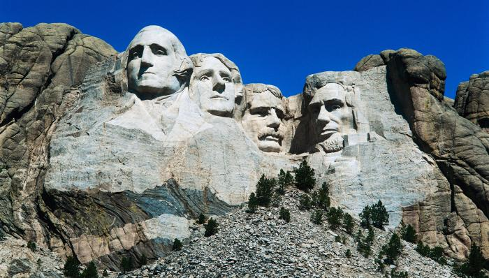 Mount Rushmore Motivational Posters