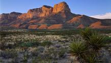 Framed Prints & Gifts - Desert Mountain Range