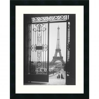 Gall The Eiffel Tower From The Trocadero, 1925 Office Art