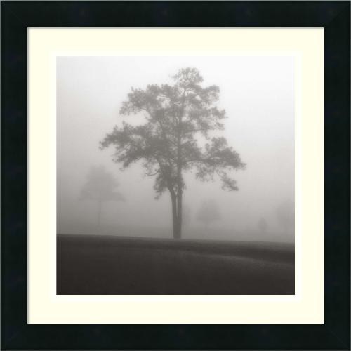 Jamie Cook Fog Tree Study I Office Art