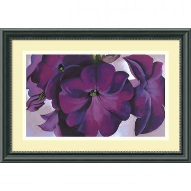 Georgia O'Keeffe Petunias, 1925 Office Art
