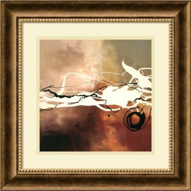Laurie Maitland Copper Melody II Office Art