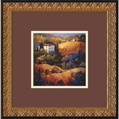 Nancy O'Toole Evening Glow Tuscany Office Art