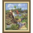 Vincent van Gogh House at Auvers, 1890 Office Art