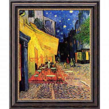 Vincent van Gogh Cafe Terrace At Night, 1888 Office Art