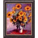 Claude Monet Sunflowers, 1881 Office Art
