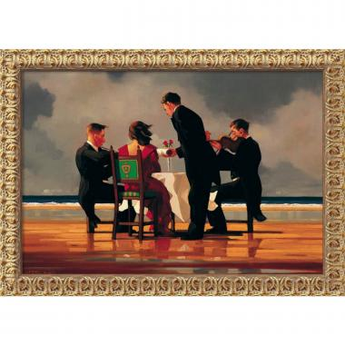Jack Vettriano Elegy for a Dead Admiral Office Art