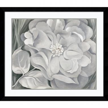 Georgia O'Keeffe The White Calico Flower, 1931 Office Art