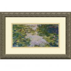 Claude Monet - Claude Monet The Water Lily Pond, 1918 Office Art