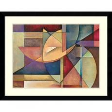 Geometric - Marlene Healey Sections of My Destiny Office Art