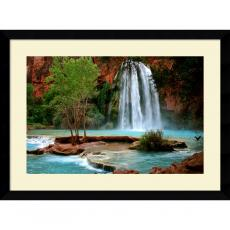 Andy Magee - Andy Magee Havasu Falls Office Art