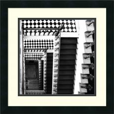 Black & White - Ellen Fisch Architectural Detail No. 34 Office Art