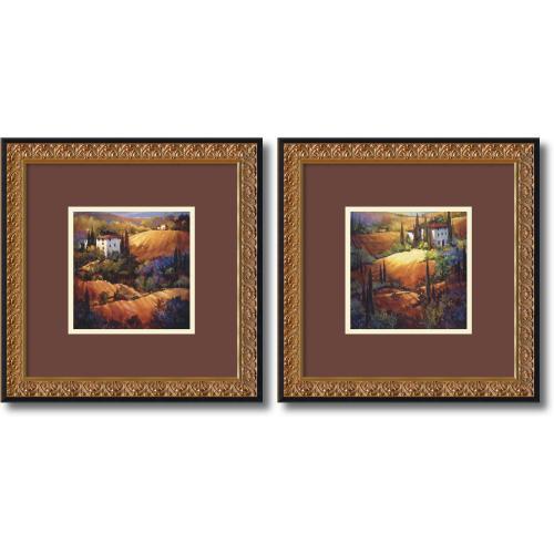 Nancy O'Toole Tuscany - set of 2 Office Art