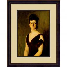 People - John Singer Sargent Mrs. Charles E. Inches (Louise Pomeroy), 1887 Office Art