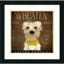 Stephen Fowler Wheaten Dark Roast Office Art