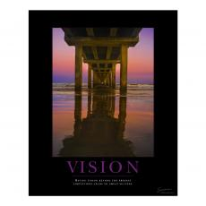 Closeout and Sale Center - Vision Bridge Motivational Poster