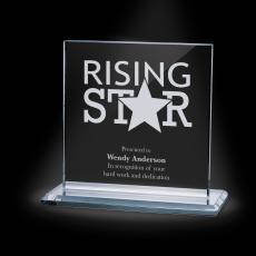 """Quick Ship Awards - 4"""" Sahara Award"""
