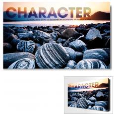 Modern Motivational Art - Character Beach Motivational Art