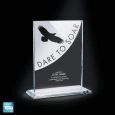 "Quick Ship Awards - 6"" Emporer Award"