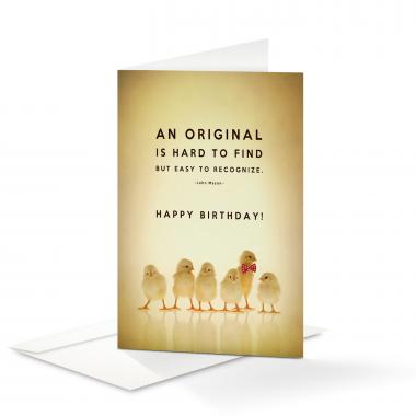 Happy Birthday The Original 25-Pack Note Cards