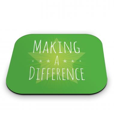 Making a Difference Mouse Pad