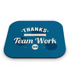 Mouse Pads - Thanks for Making Our Team Work Mouse Pad