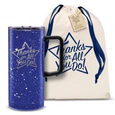 Thanks for All You Do Star 18oz. Travel Camp Mug