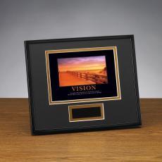 Framed Award - Vision Boardwalk Framed Award