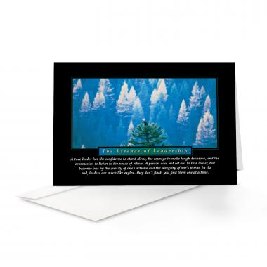 Essence of Leadership 25-Pack Greeting Cards