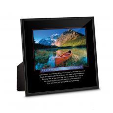 Essence of ... - Spirit of Achievement Framed Desktop Print