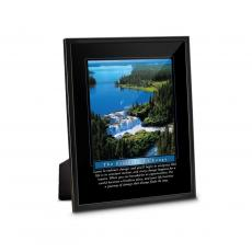 Framed Desktop Prints - Change Waterfall Desktop Framed Print
