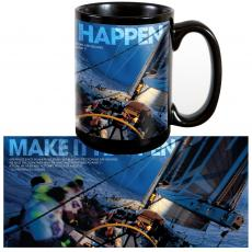Ceramic Mugs - Make it Happen 15oz Ceramic Mug