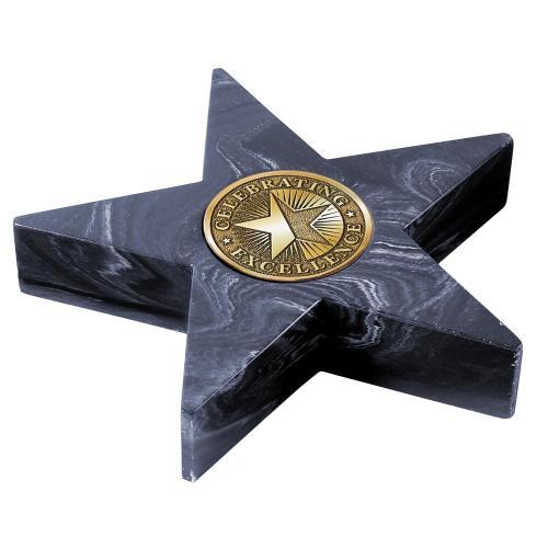 Black Mini Star Award