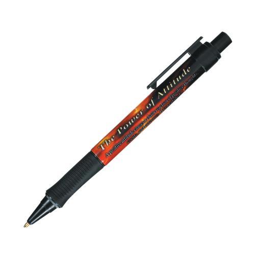 Power of Attitude Wide Barrel Image Pens