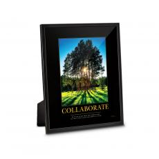 Desktop Prints - Collaborate Grove Framed Desktop Print
