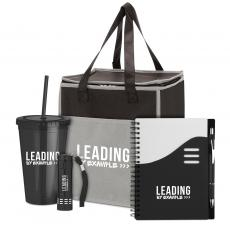 Drinkware - Leading by Example Motivational 5-Piece Gift Set
