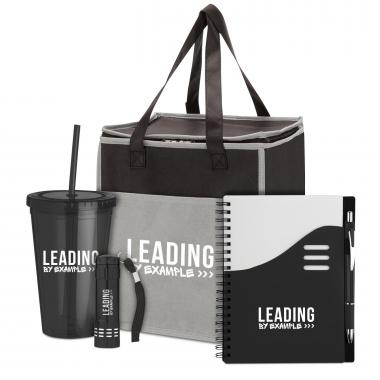 Leading by Example Motivational 5-Piece Gift Set