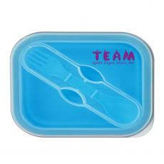 Desktop Motivation - Teamwork People Collapsible Food Container