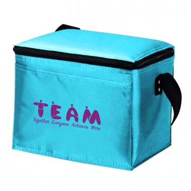 Teamwork People Lunch Cooler
