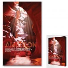 Modern Motivational Art - Ambition Canyon Motivational Art