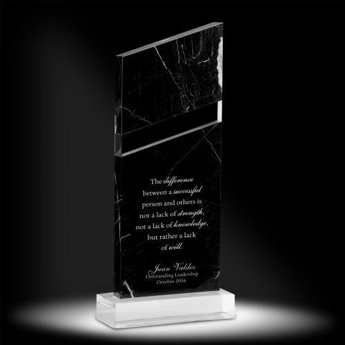 Ascending Marble Award