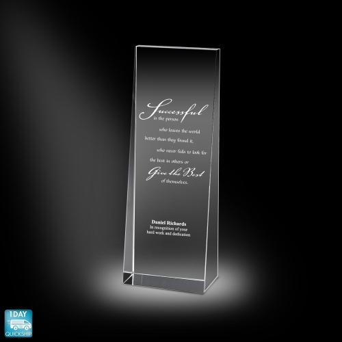 Tower Crystal Award