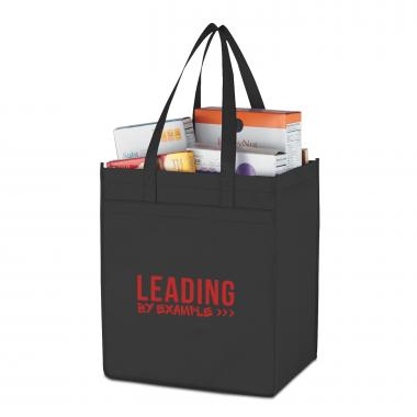 Leading by Example Shopping Tote